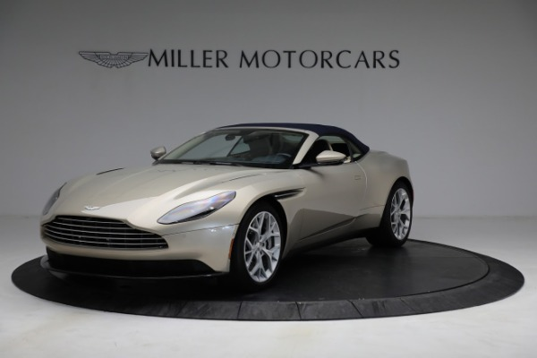 Used 2019 Aston Martin DB11 Volante for sale $209,900 at Bentley Greenwich in Greenwich CT 06830 25