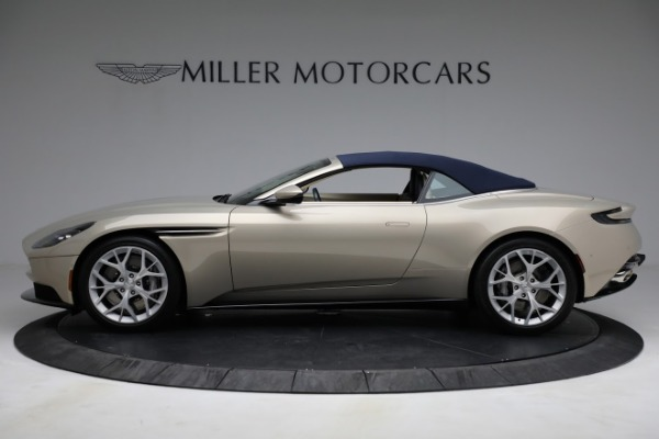 Used 2019 Aston Martin DB11 Volante for sale $209,900 at Bentley Greenwich in Greenwich CT 06830 26