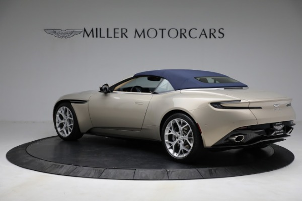 Used 2019 Aston Martin DB11 Volante for sale $209,900 at Bentley Greenwich in Greenwich CT 06830 27