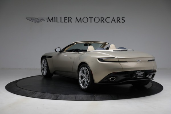 Used 2019 Aston Martin DB11 Volante for sale $209,900 at Bentley Greenwich in Greenwich CT 06830 4