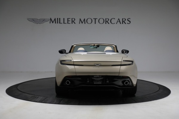 Used 2019 Aston Martin DB11 Volante for sale $209,900 at Bentley Greenwich in Greenwich CT 06830 5