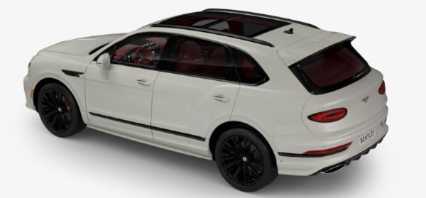 New 2021 Bentley Bentayga Speed for sale Call for price at Bentley Greenwich in Greenwich CT 06830 4