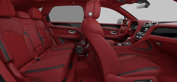 New 2021 Bentley Bentayga Speed for sale Call for price at Bentley Greenwich in Greenwich CT 06830 9