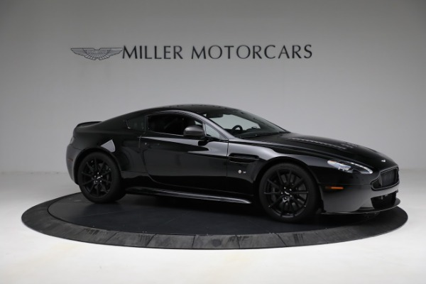 Used 2015 Aston Martin V12 Vantage S for sale $119,900 at Bentley Greenwich in Greenwich CT 06830 10