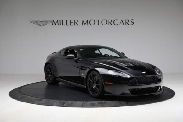 Used 2015 Aston Martin V12 Vantage S for sale $119,900 at Bentley Greenwich in Greenwich CT 06830 11