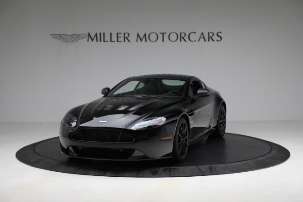 Used 2015 Aston Martin V12 Vantage S for sale $119,900 at Bentley Greenwich in Greenwich CT 06830 13