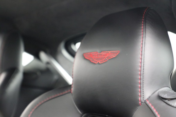 Used 2015 Aston Martin V12 Vantage S for sale $119,900 at Bentley Greenwich in Greenwich CT 06830 19