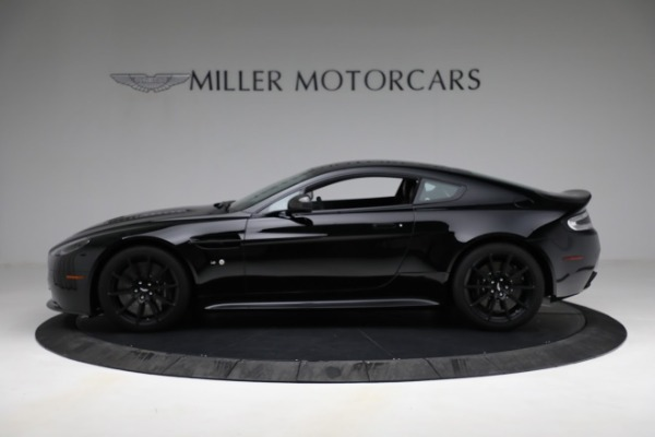 Used 2015 Aston Martin V12 Vantage S for sale $119,900 at Bentley Greenwich in Greenwich CT 06830 2