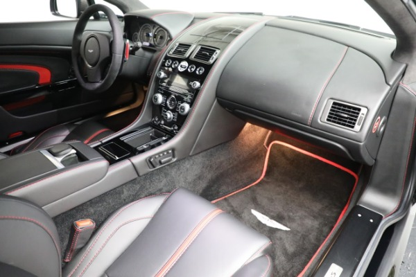 Used 2015 Aston Martin V12 Vantage S for sale $119,900 at Bentley Greenwich in Greenwich CT 06830 21