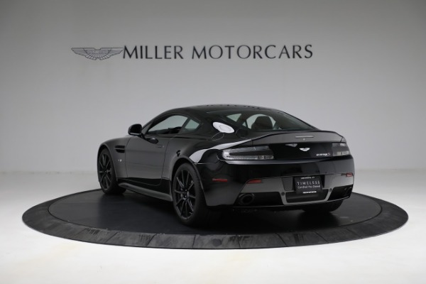 Used 2015 Aston Martin V12 Vantage S for sale $119,900 at Bentley Greenwich in Greenwich CT 06830 4