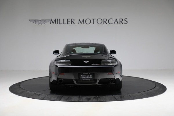 Used 2015 Aston Martin V12 Vantage S for sale $119,900 at Bentley Greenwich in Greenwich CT 06830 5
