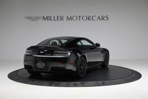 Used 2015 Aston Martin V12 Vantage S for sale $119,900 at Bentley Greenwich in Greenwich CT 06830 7