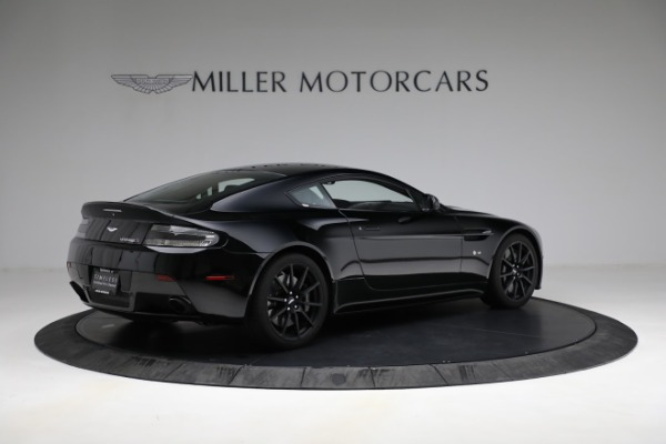 Used 2015 Aston Martin V12 Vantage S for sale $119,900 at Bentley Greenwich in Greenwich CT 06830 8