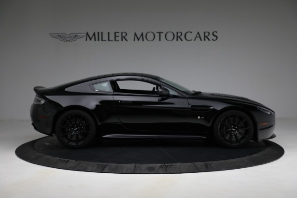 Used 2015 Aston Martin V12 Vantage S for sale $119,900 at Bentley Greenwich in Greenwich CT 06830 9