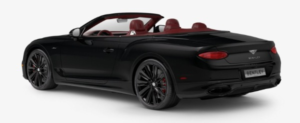 New 2022 Bentley Continental GT Speed for sale Call for price at Bentley Greenwich in Greenwich CT 06830 3
