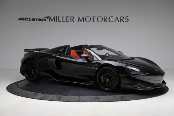Used 2020 McLaren 600LT Spider for sale Call for price at Bentley Greenwich in Greenwich CT 06830 10
