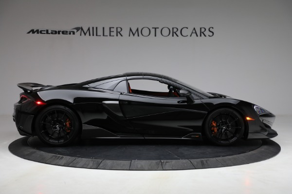 Used 2020 McLaren 600LT Spider for sale Call for price at Bentley Greenwich in Greenwich CT 06830 25