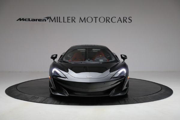 Used 2020 McLaren 600LT Spider for sale Call for price at Bentley Greenwich in Greenwich CT 06830 27