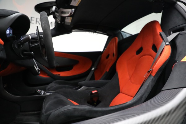 Used 2020 McLaren 600LT Spider for sale Call for price at Bentley Greenwich in Greenwich CT 06830 28