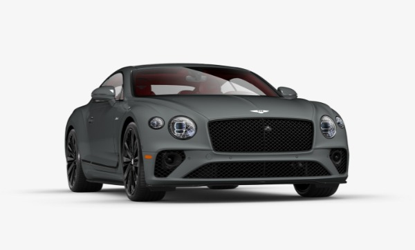 New 2022 Bentley Continental GT Speed for sale Call for price at Bentley Greenwich in Greenwich CT 06830 2