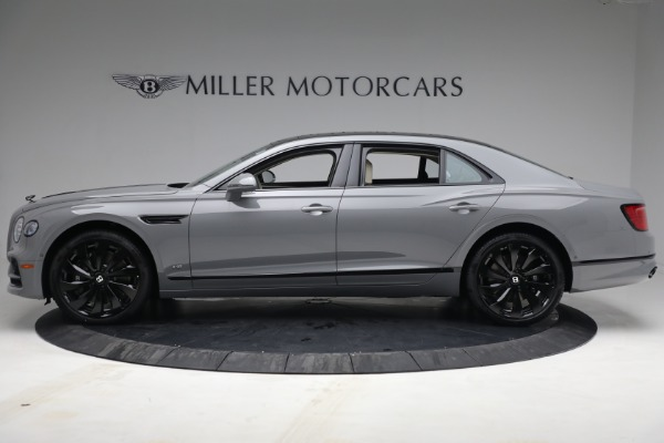 New 2022 Bentley Flying Spur Flying Spur V8 for sale Call for price at Bentley Greenwich in Greenwich CT 06830 3