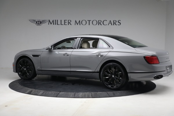 New 2022 Bentley Flying Spur Flying Spur V8 for sale Call for price at Bentley Greenwich in Greenwich CT 06830 4