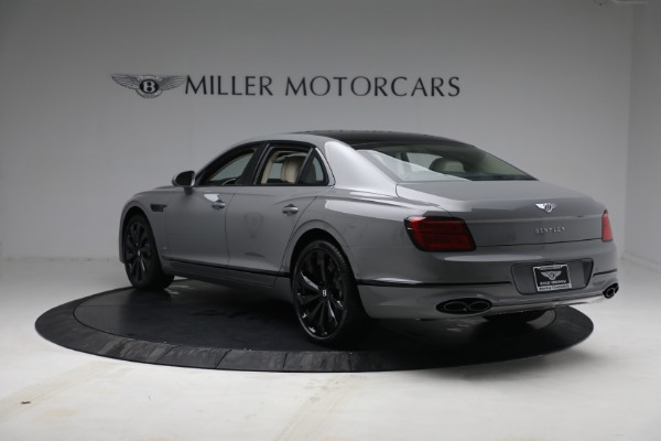 New 2022 Bentley Flying Spur V8 for sale Sold at Bentley Greenwich in Greenwich CT 06830 5