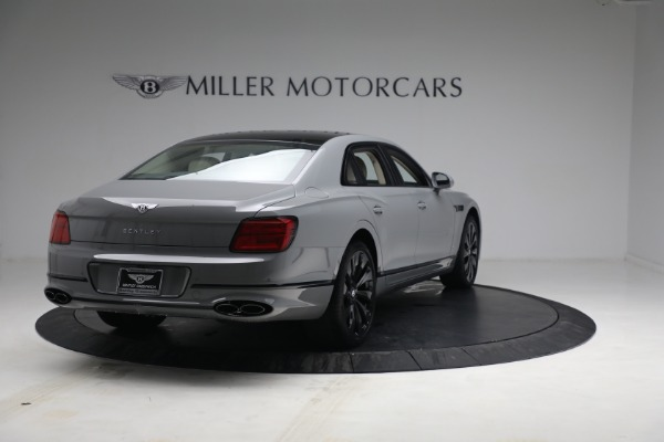 New 2022 Bentley Flying Spur Flying Spur V8 for sale Call for price at Bentley Greenwich in Greenwich CT 06830 7