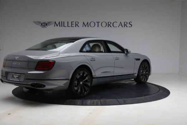 New 2022 Bentley Flying Spur Flying Spur V8 for sale Call for price at Bentley Greenwich in Greenwich CT 06830 8