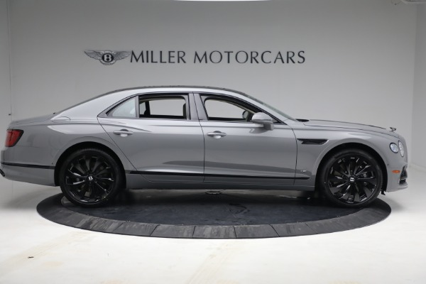 New 2022 Bentley Flying Spur Flying Spur V8 for sale Call for price at Bentley Greenwich in Greenwich CT 06830 9