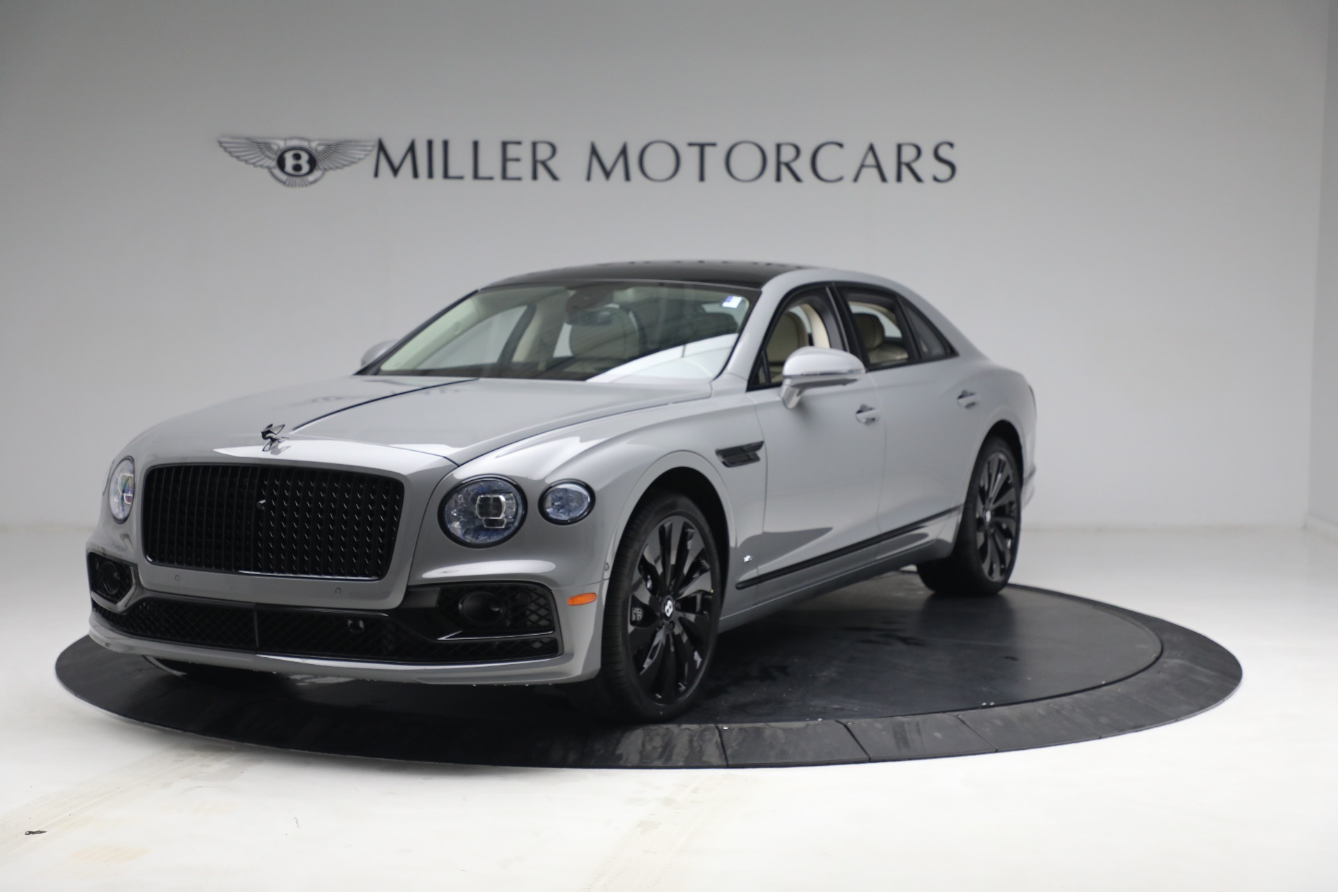 New 2022 Bentley Flying Spur Flying Spur V8 for sale Call for price at Bentley Greenwich in Greenwich CT 06830 1