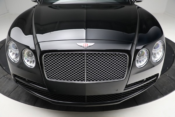 Used 2017 Bentley Flying Spur V8 for sale $144,900 at Bentley Greenwich in Greenwich CT 06830 13