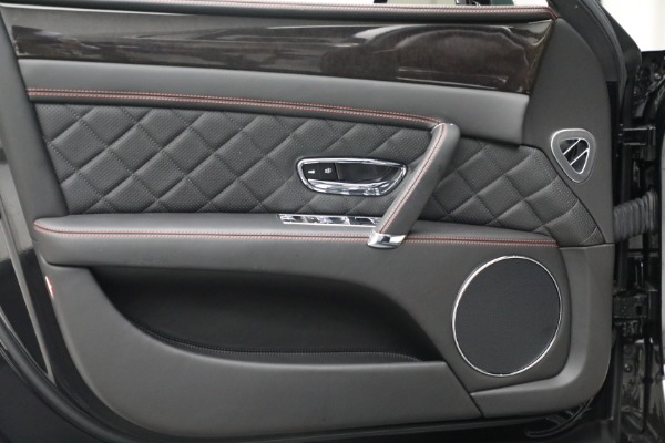 Used 2017 Bentley Flying Spur V8 for sale $144,900 at Bentley Greenwich in Greenwich CT 06830 16