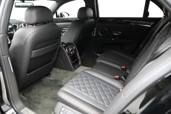 Used 2017 Bentley Flying Spur V8 for sale $144,900 at Bentley Greenwich in Greenwich CT 06830 21