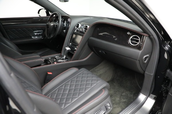Used 2017 Bentley Flying Spur V8 for sale $144,900 at Bentley Greenwich in Greenwich CT 06830 25