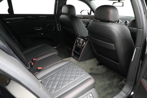 Used 2017 Bentley Flying Spur V8 for sale $144,900 at Bentley Greenwich in Greenwich CT 06830 28