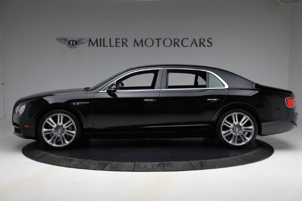 Used 2017 Bentley Flying Spur V8 for sale $144,900 at Bentley Greenwich in Greenwich CT 06830 3