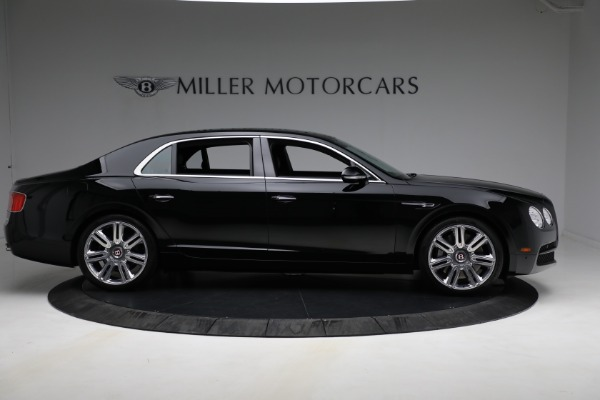 Used 2017 Bentley Flying Spur V8 for sale $144,900 at Bentley Greenwich in Greenwich CT 06830 9
