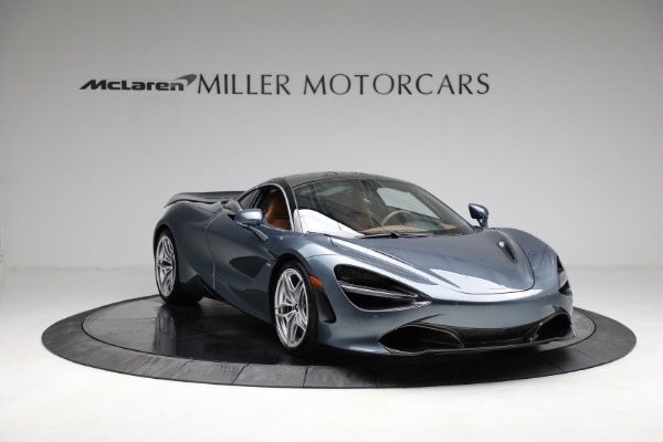 Used 2019 McLaren 720S Luxury for sale Call for price at Bentley Greenwich in Greenwich CT 06830 10