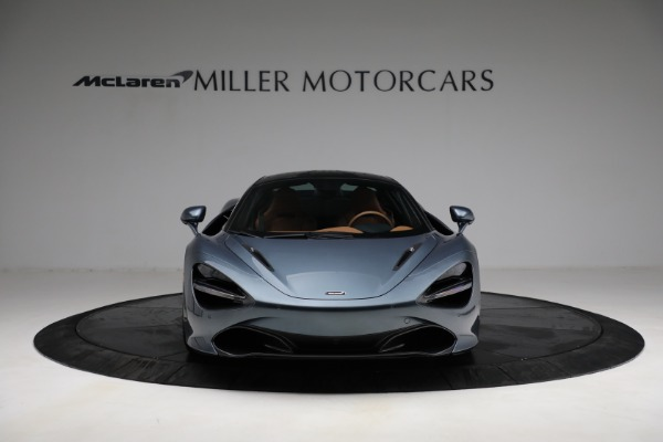 Used 2019 McLaren 720S Luxury for sale Call for price at Bentley Greenwich in Greenwich CT 06830 11