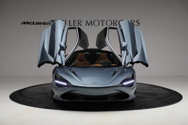 Used 2019 McLaren 720S Luxury for sale Call for price at Bentley Greenwich in Greenwich CT 06830 12