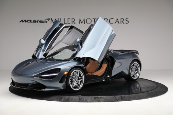 Used 2019 McLaren 720S Luxury for sale Call for price at Bentley Greenwich in Greenwich CT 06830 13
