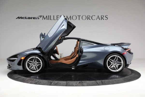 Used 2019 McLaren 720S Luxury for sale Call for price at Bentley Greenwich in Greenwich CT 06830 14