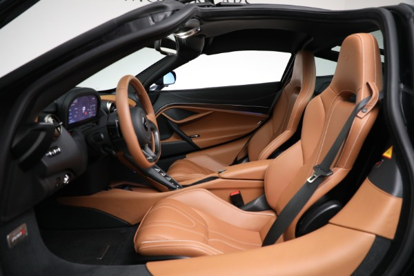 Used 2019 McLaren 720S Luxury for sale Call for price at Bentley Greenwich in Greenwich CT 06830 17