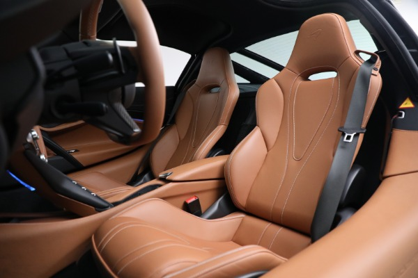 Used 2019 McLaren 720S Luxury for sale Call for price at Bentley Greenwich in Greenwich CT 06830 18