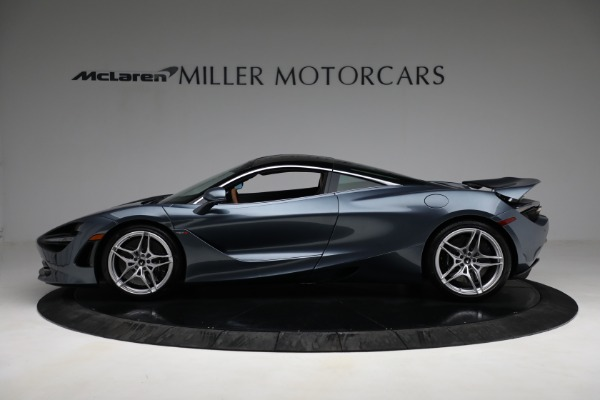 Used 2019 McLaren 720S Luxury for sale Call for price at Bentley Greenwich in Greenwich CT 06830 2