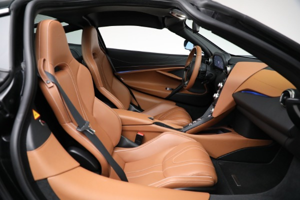 Used 2019 McLaren 720S Luxury for sale Call for price at Bentley Greenwich in Greenwich CT 06830 20