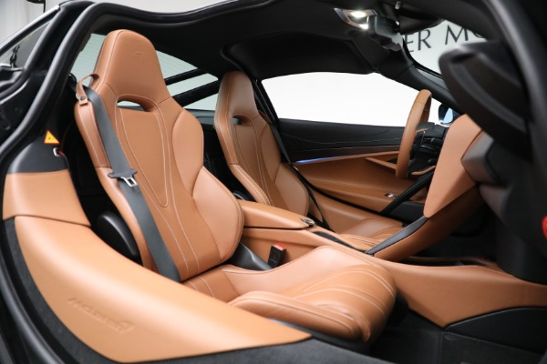 Used 2019 McLaren 720S Luxury for sale Call for price at Bentley Greenwich in Greenwich CT 06830 21