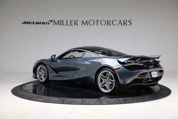 Used 2019 McLaren 720S Luxury for sale Call for price at Bentley Greenwich in Greenwich CT 06830 3