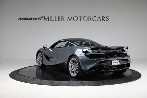Used 2019 McLaren 720S Luxury for sale Call for price at Bentley Greenwich in Greenwich CT 06830 4